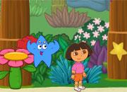 Dora rescata al mapa