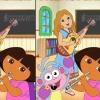Buscar las diferencias Dora