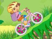 Juego Dora da Vueltas en Bici