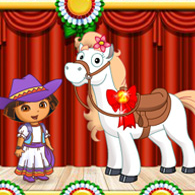 Juego Dora Aventuras con el Pony