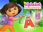 Dora Alfabeto aventuras del Bosque