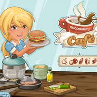 Juego Goodgame Café