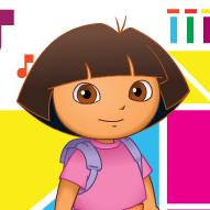 Super juego de música de Dora