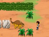 Diego rescate de Dinosaurios