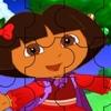 Dora Puzzle de Navidad