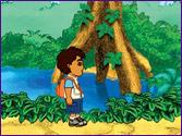 Aventuras Diego go go Selva