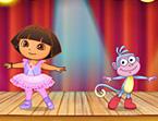 Juego Función de Baile de Dora