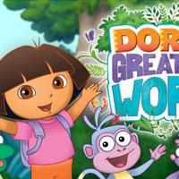 juego Gran Mundo Dora Exploradora