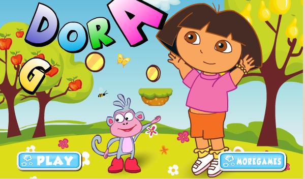 Juego Dora Go | Juegos Dora